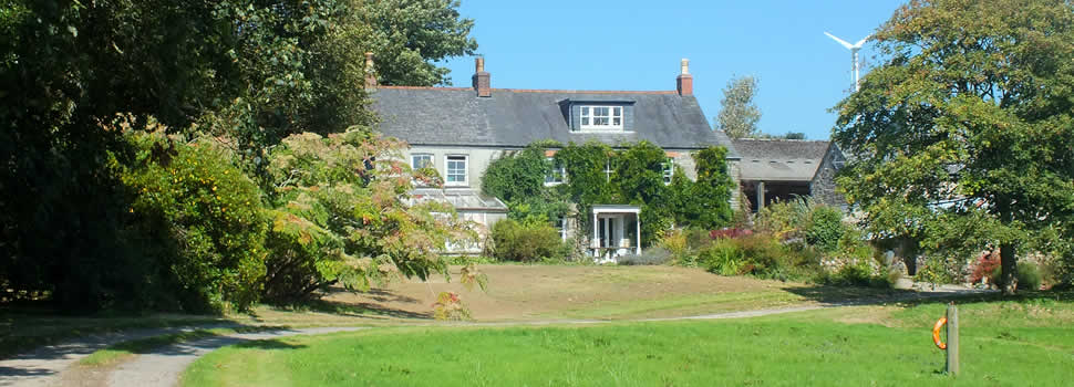 Self catering holiday cottages near the north coast of Cornwall